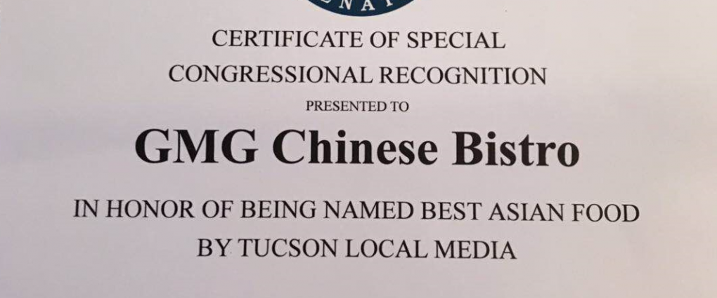 Tucson Local Media 2019: Best Asian Food